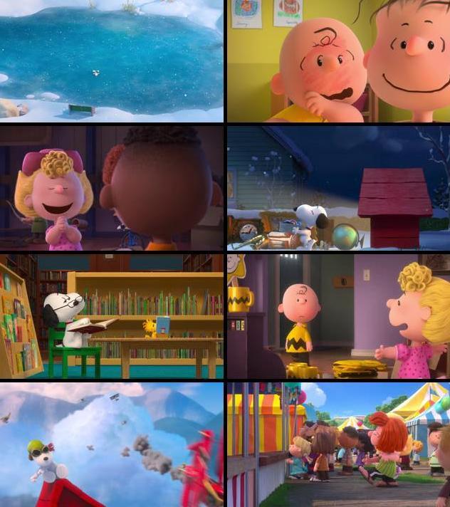 The Peanut Movie 2015 English 480p BRRip 260MB ESubs