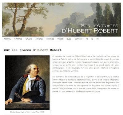 http://hubert-robert.blogspot.fr/