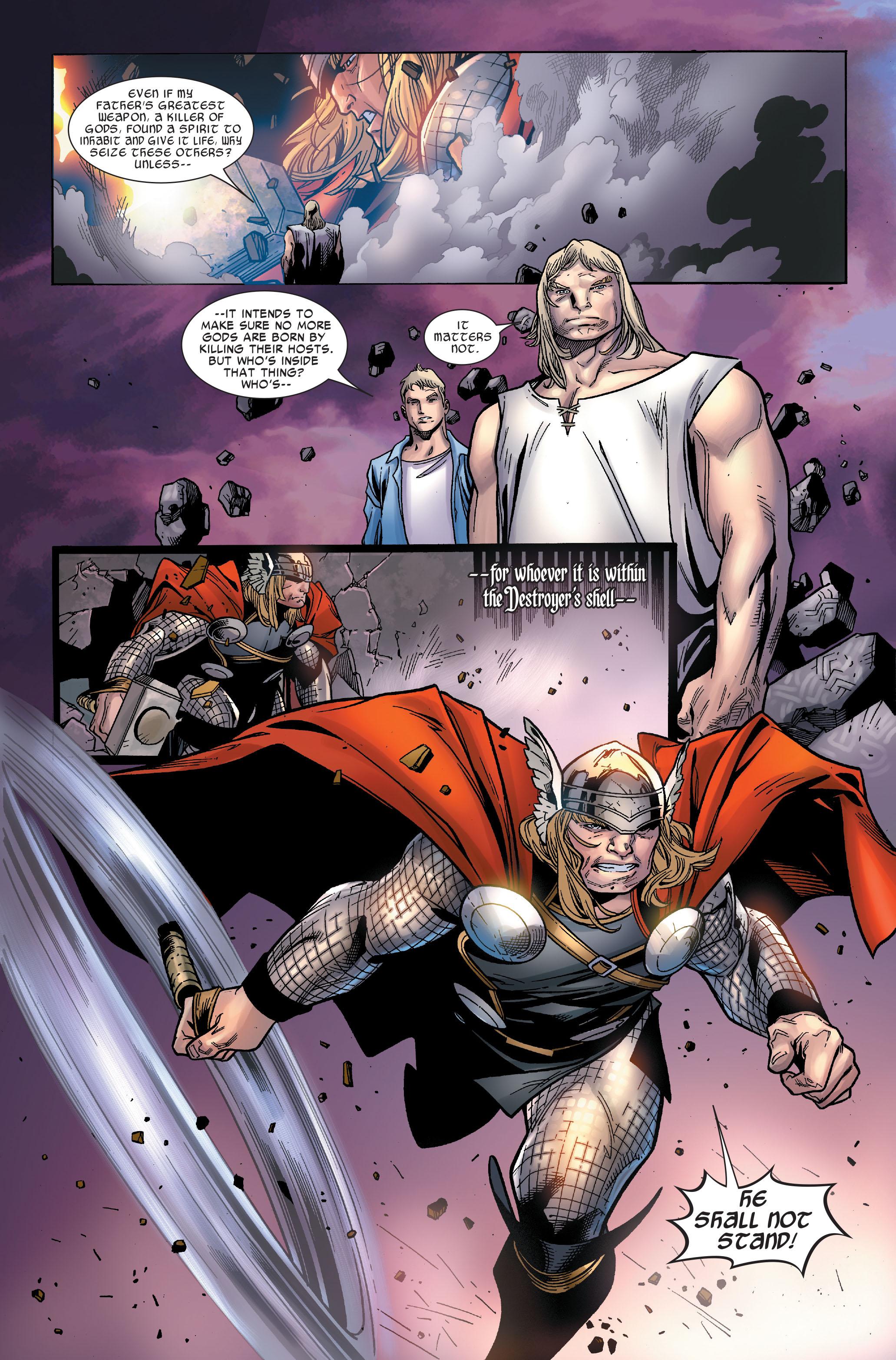 Thor (2007) Issue #5 #5 - English 15