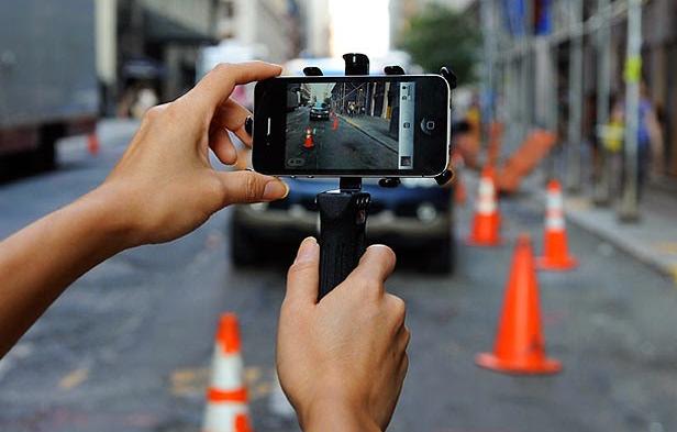 Trik Unik Gunakan Kamera Smartphone
