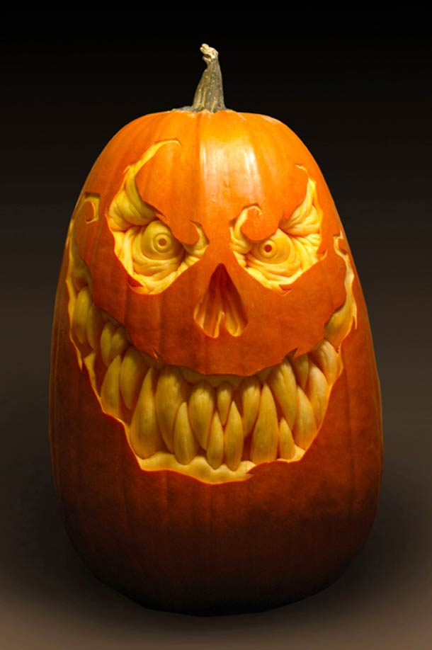 Calabazas para Halloween Senderos OcultosSenderos Ocultos