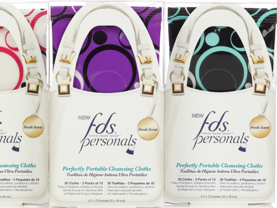 FDS Personals Perfectly Portable Cleansing Cloths Review