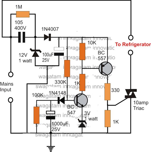 Simple Refrigerator Protector