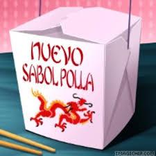 nuevo sabol polla chino para llevar