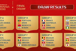 [WC2018] Lịch thi đấu 64 trận World Cup trên sóng VTV