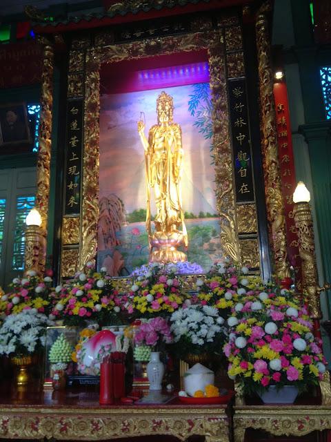 Guanyin Shrine, Bangkok