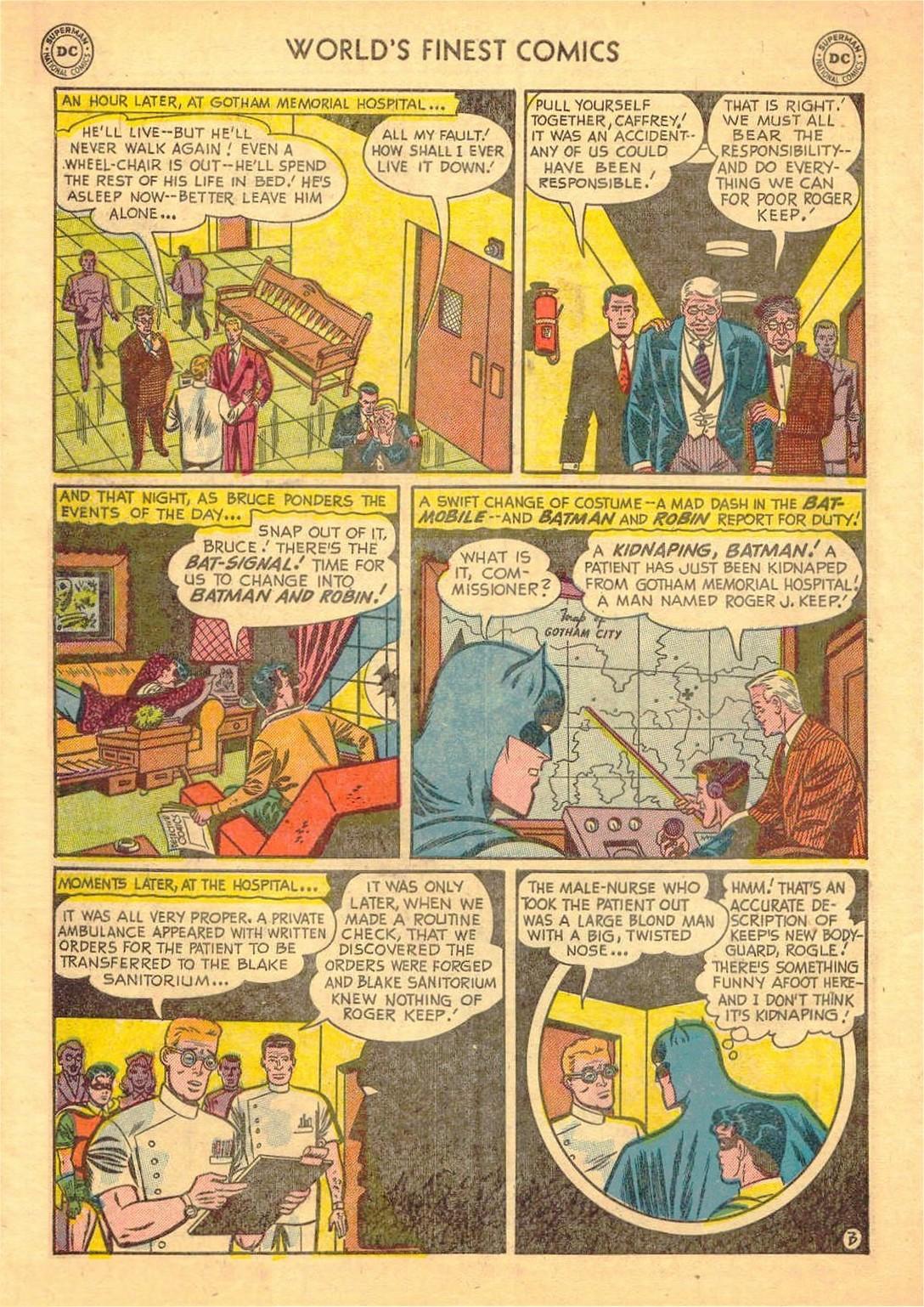 Read online World's Finest Comics comic -  Issue #58 - 56