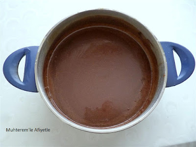 chocolate dolce de leche