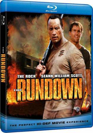 The Rundown 2003 BRRip 300Mb Hindi Dual Audio 480p Watch Online Full Movie Download bolly4u