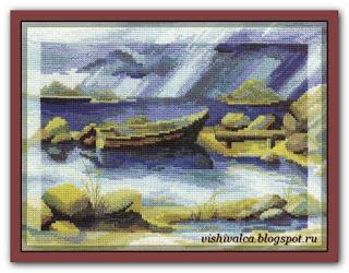 """Panna ПС-951 """"Одинокая лодка"""""""