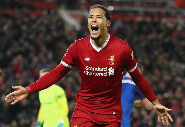 The Making of Virgil van Dijk : Sang Bek Terbaik Dunia