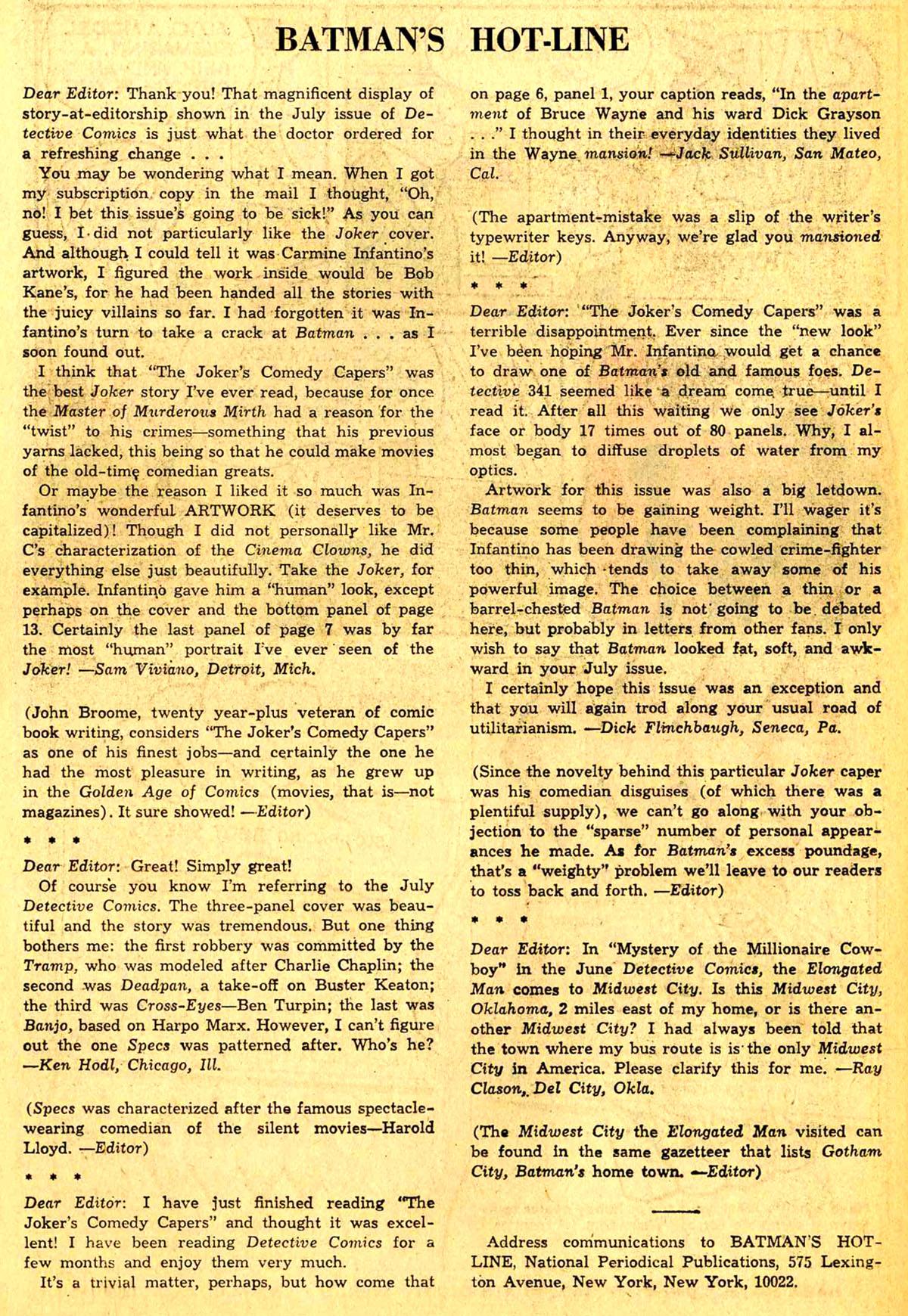 Detective Comics (1937) 345 Page 33