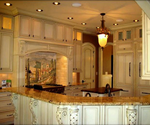 Modern Wooden Kitchen Cabinets Design. Furniture