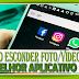 MELHOR APLICATIVO PARA ESCONDER FOTOS/VIDEOS FACIL