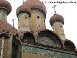 Iglesia Rusa Bucarest