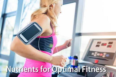 Nutrients for Optimal Fitness