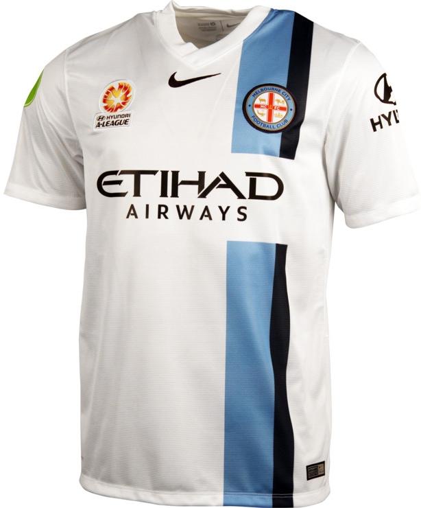 ebda5d6818 Nike divulga as novas camisas do Melbourne City - Show de Camisas