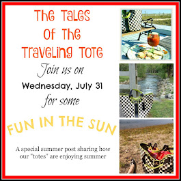 "Tales of the Traveling Tote Series: Special, ""Fun in the Sun"" Edition Coming July 31, 2019"