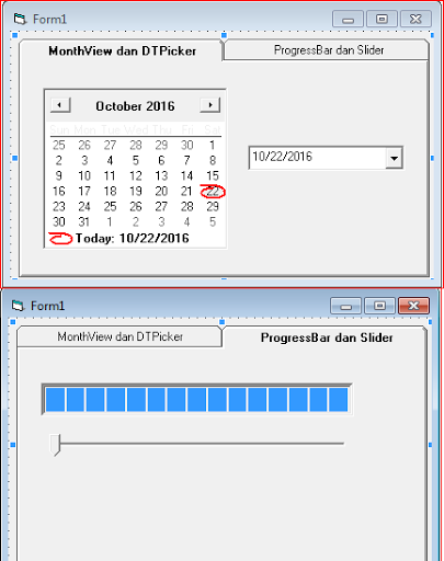SSTab untuk Membuat Program Aplikasi di VB6