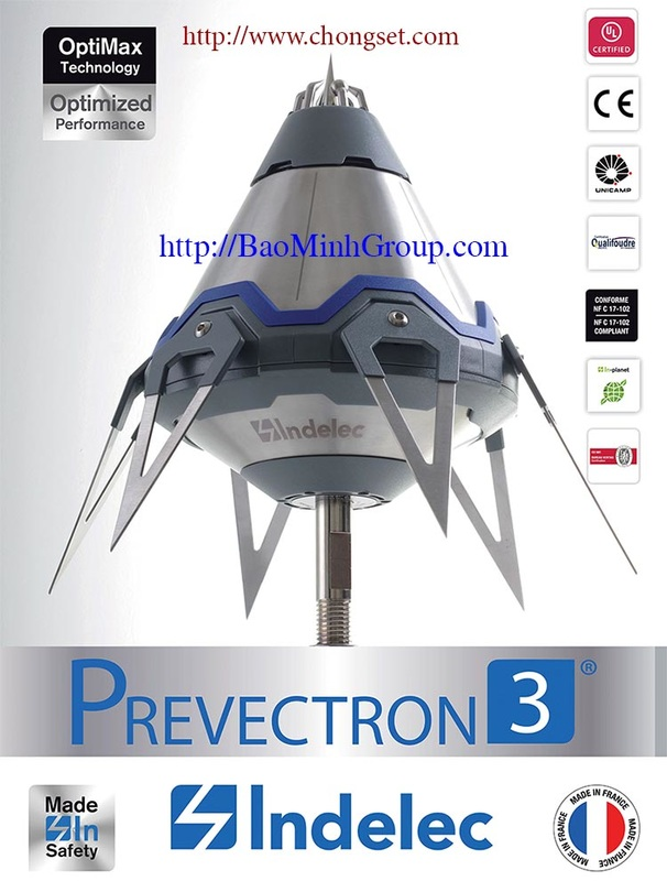 Indelec Prevectron 3 TS10, TS25, S40, S50, S60