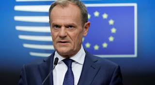 European Union leader Donald Tusk