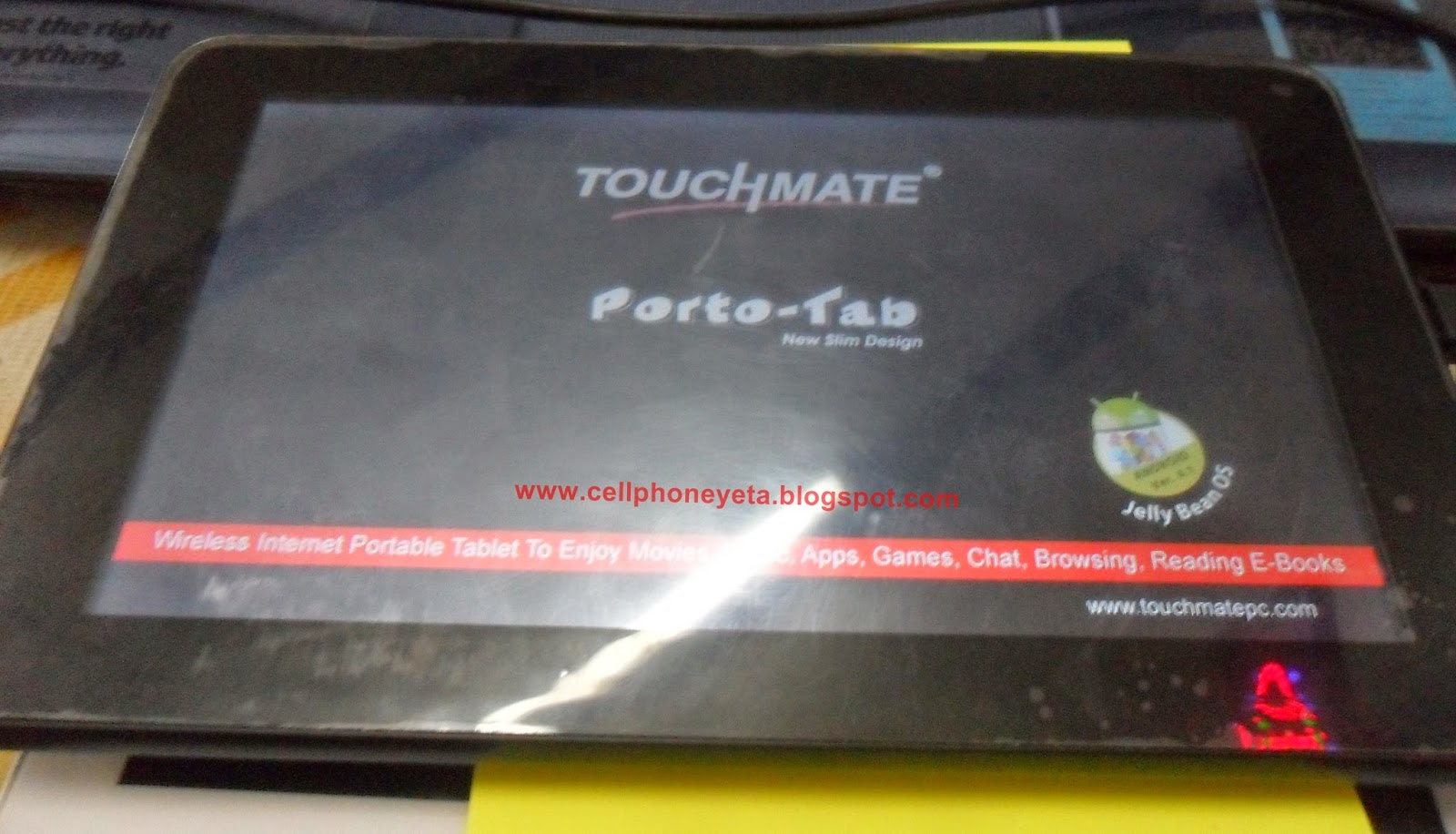How To Hard Reset Touchmate TM-MID720 Android Version 4 1 1