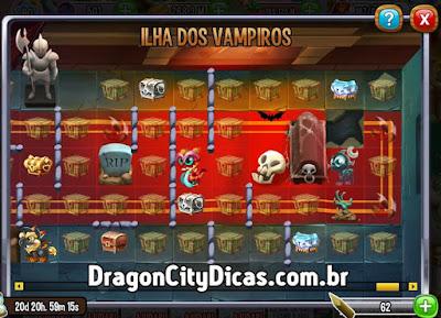 Tutorial da Ilha dos Vampiros