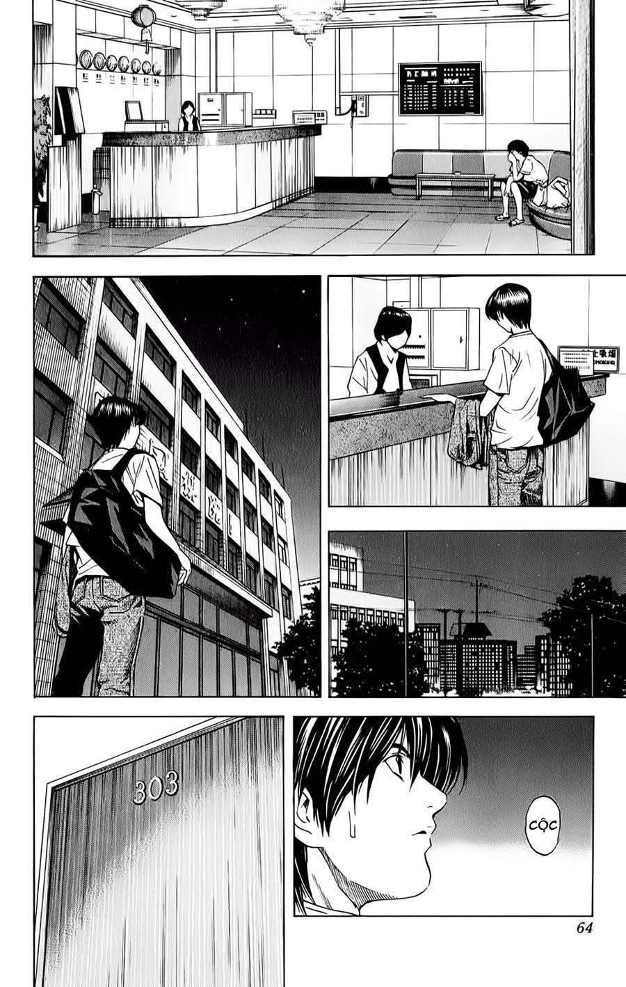 Hikaru No Go hikaru no go chap 133 trang 17
