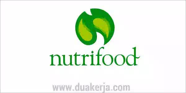 Lowongan Kerja Nutrifood Indonesia untuk SMA SMK D3 S1 Terbaru 2019
