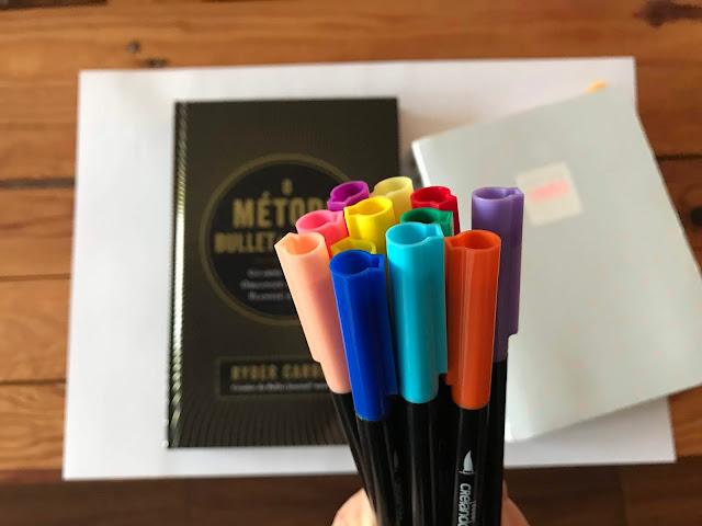 O meu Dot Journal #6