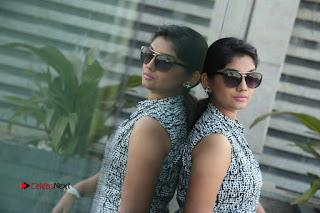 Telugu Television Actress Karuna Latest Pos In Denium Jeans  0119.JPG