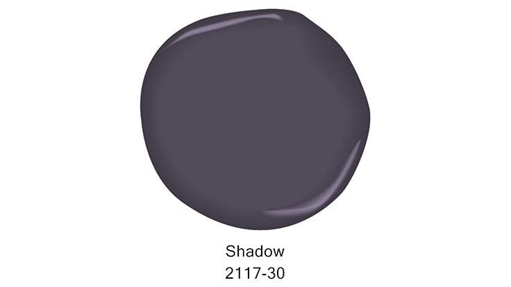 shadow paint color bm