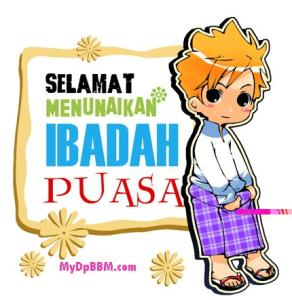 DP BBM Ramadhan 2016 / 1437H Paling Lucu & Gokil Abis