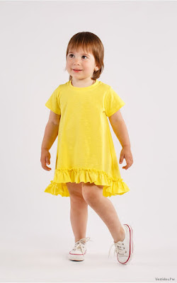 Vestidos para bebés de fiesta