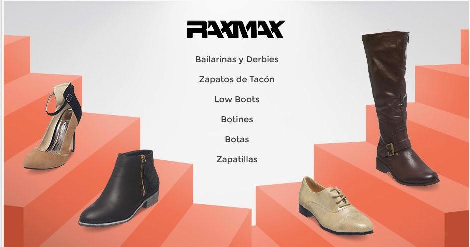 Detalle de los tipos de zapatos que encontrarás en oferta