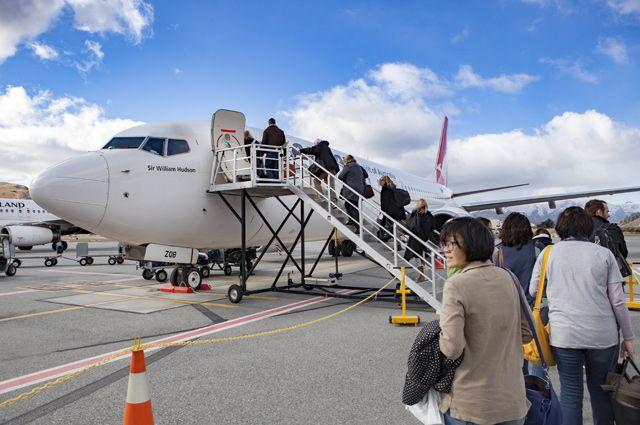 С вещами на выход. 9 причин, из-за которых вас могут снять с рейса