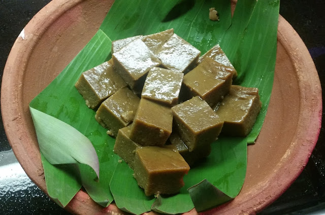 Jaggery Pudding