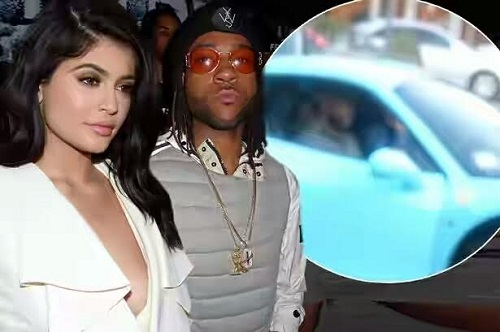 Kylie Jenner Gets Revenge On Tyga As She's Pictured With Rumoured Boyfriend PartyNextDoor