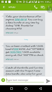 Have You Activated Mtn 100% Data Bonus? Or Scammed With This Message? price in nigeria