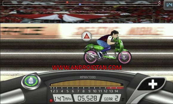 Download Game Drag Racing Bike Edition Mod Apk