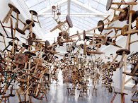 AI WEIWEI BANG INSTALLATION AT VENICE BIENALE