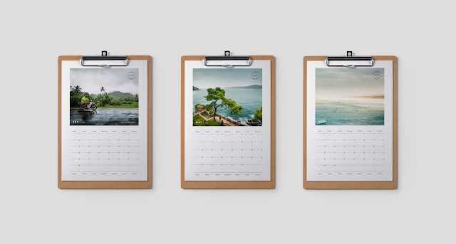 How to make a DIY Photography Calendar