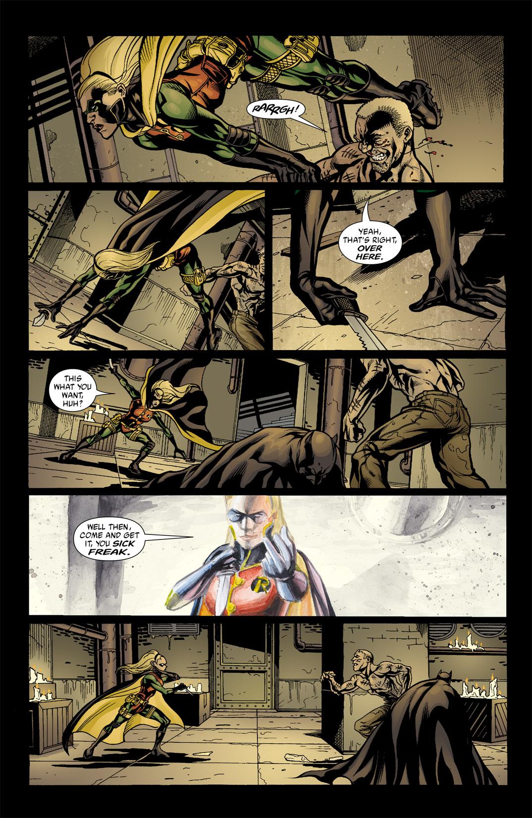 Detective Comics (1937) 796 Page 20