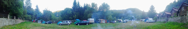Camping Baile Olanesti Comanca