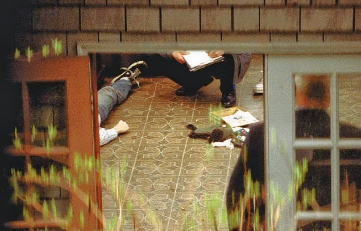 Kurt Cobain Lake Washington residence, April 8th 1994, Seattle Police Department