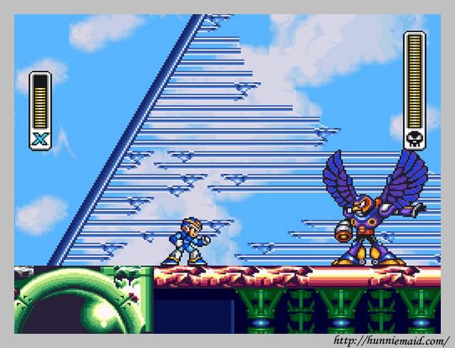 Mega Man X Snes Rom Android
