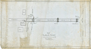 A surveyor's map.