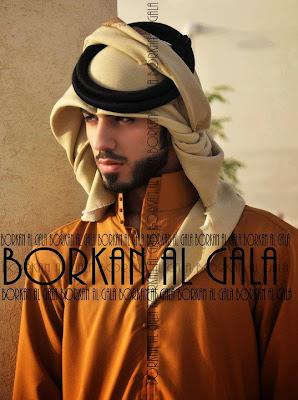 Omar Borkan Al Gala, le beau gosse émirati expulsé d'Arabie Saoudite