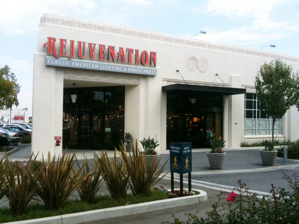 A Rejuvenation store has opened in Los Angeles! & The House on Red Hill: Rejuvenation!