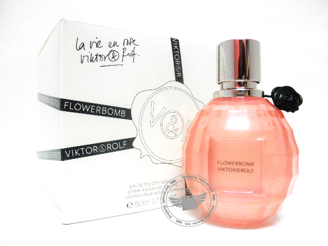Flowerbomb limited edition 2011 viktor&rolf perfume a.